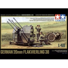 1/48 German 20mm flak 38