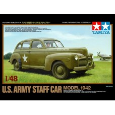 1/48 U.S. staff car 1942