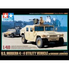 1/48 US Modern 4x4 w/grenade