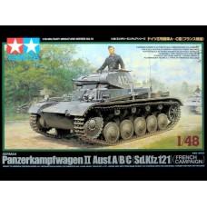 1/48 Panzer II A/B/C (French)