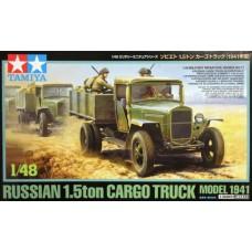 1/48 Russian 1.5t Truck 1941