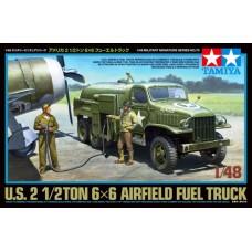 1/48 US 2.5t 6x6 Fuel Truck