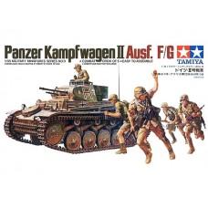 1/35 German Panzer Kampfwagen II Ausf. F/G