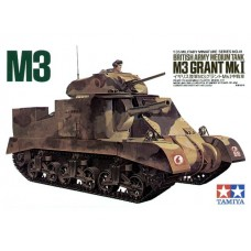 1/35 Brittish M3 Grant Tank Lee