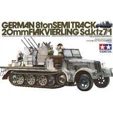 1/35 GERMAN SD.KFZ 7/1
