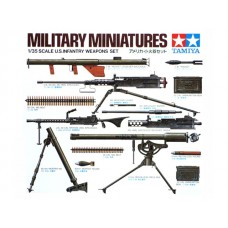 1/35 U.S. Infantry Weapons Set