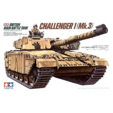 1/35 British main battle tank Challenger 1 Mk.3