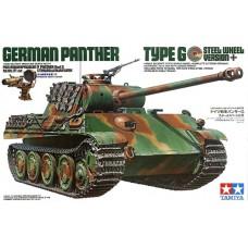 1/35 Panther G w/Steel Wheel
