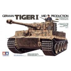 1/35 German Tiger I Mid production