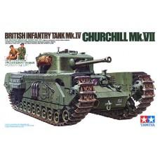 1/35 British Infantry Tank Mk.IV Churchill Mk.VII