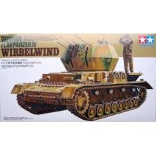 1/35 Flakpanzer IV 'Wirbelwind'