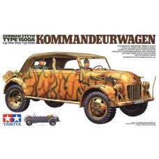 1/35 German Steyr Type 1500A Kommandeurwagen s.gl. Pkw Steyr Typ 1500A