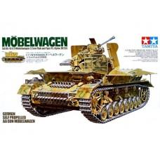 1/35 Möbelwagen Sd.Kfz.161/3 Möbelwagen 3,7cm Flak auf Fgst Pz.Kpfw.IV (Sf)