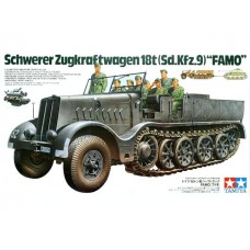 1/35 GERMAN 18T HALFTRACK FAMO