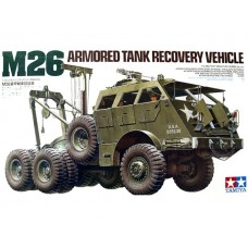1/35 M26 Armored Tank Recovery Vehicle