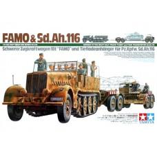 1/35 FAMO M/TANKTRANSPORTER