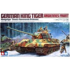 1/35 KING TIGER ARDENNES
