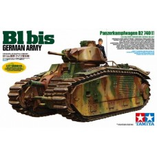 1/35 B1 bis German army
