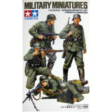 1/35 German Infantry Set (French Campaign)