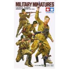 1/35 Russian Assault Infantry 1941-1942