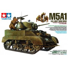 1/35 M5A1 US Light Tank