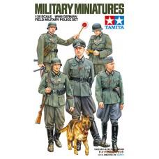 1/35 WWII German Field Military Police Set