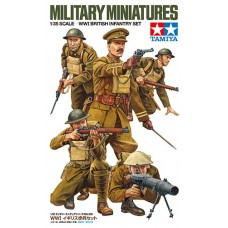 1/35 WWI British Infantry Set