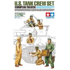 1/35 U.S. Tank Crew Set (European Theater)