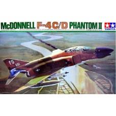 1/32 PHANTOM II F-4 C/D