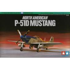 1/72 N/A MUSTANG P-51D