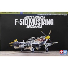 1/72 NA F-51D MUSTANG