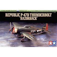 1/72 THUNDERBOLT P-47D