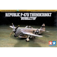1/72 P-47D THUNDERBOLT BUBBLETOP
