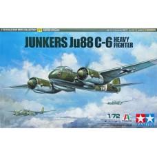 1/72 Junkers Ju88 C-6 heavy fighter