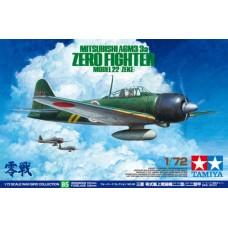 1/72 A6M3/3a Zero Model 22 (Zeke)