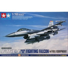 1/72 F-16CJ w/FULL EQUIPMENT
