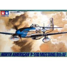 1/48 N.A.P-51D Mustang 8th AF