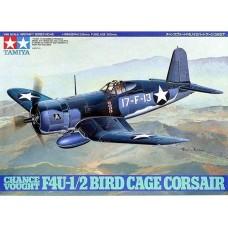 1/48 C.V. F4U-1/2 Bird cage Corsair