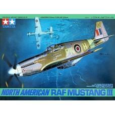 1/48 N.A. RAF Mustang III