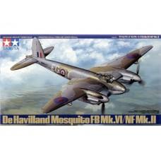 1/48 D H MOSQUITO FB MK6/NF MK2