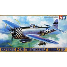 1/48 THUNDERBOLT P-47D BUBBLETOP