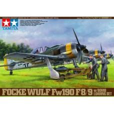 1/48 Fw190F-8/9 w/bomb loading set