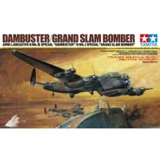 """1/48 Avro Lancaster B Mk.III Special """"DAMBUSTER"""" Dambuster/Grand Slam Bomber B Mk.I Special """"GRAND SLAM BOMBER"""""""