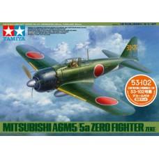 1/48 A6M5 Zero (Zeke) 53-102