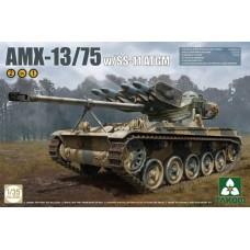 AMX-13/75 with SS-11 ATGM 1:35