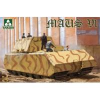 German Super Heavy Tank V1 1/35