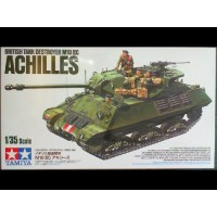 1/35 British Tank Destroyer M10 II C 17 pdr SP Achilles