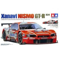 1/24 NISSAN XANAVI NISMO GT-R R34