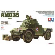1/35 French Armored Car AMD35 - (1940)
