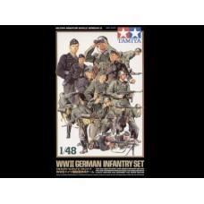 German infantry WWII 1/48